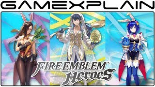 Fire Emblem Heroes - Hare at the Fair Trailer (Special Heroes)