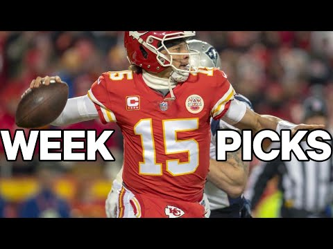 NFL Week 15 Picks And Best Bets | Against The Spread