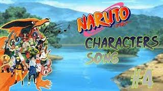 Naruto Character Balkan Song #4