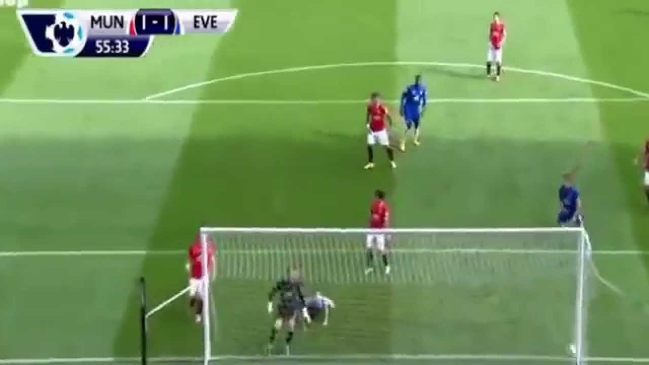 Download Manchester United 2 - 1 Everton All Goals & Highlights 2014