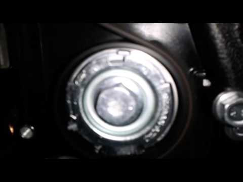 Контроль натяжителя ремня ГРМ на двигателях ВАЗ 11186,21126,21127