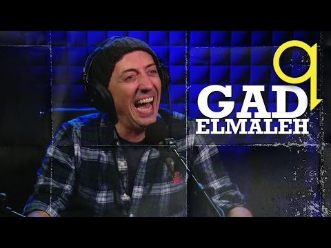 Gad Elmaleh In Studio Q