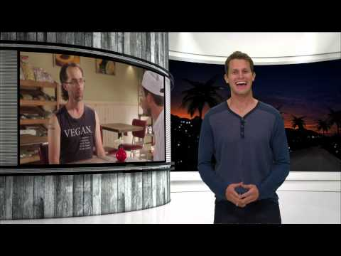 Tosh.0 - September 22, 2015 – Vegan Guy