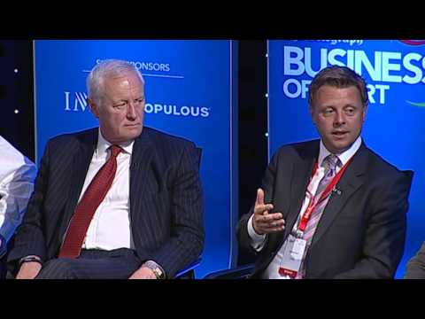 The Telegraph Business of Sport 2016 Panel: Sport as Entertainment and Future Trends