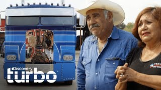 El Sr. Méndez se emociona con sorpresa de sus hijos | Texas Trocas | Discovery Turbo