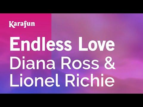 Karaoke Endless Love - Diana Ross *