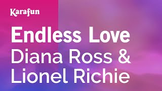 Karaoke Endless Love - Diana Ross *