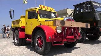 Arbon Classics 2018 – Oldtimer-Autos, -LKWs, -Busse, -Traktoren, Dampfloks + die Patroille Suisse