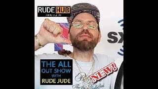Rude Jude - All Out Show 10-21-19 - Hung Yung Terrarist - Former Cult Member/Rapper/Comedian