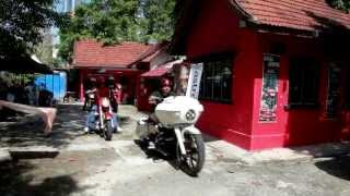 Flagg Off BIKERS KENTAL ROAD TOUR 2013