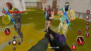 Counter Terrorist Army Fps Shooting 2 - Android GamePlay - FPS Shooting Games Android #5