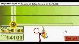 SCGMD2-Legend of Zelda Rockin' (PRO)