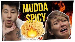 Spicy Ramen Challenge With 3.5 Million Scoville Hot Sauce!!!!!! (EPIC FAIL)