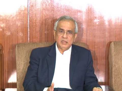Niti Aayog Vice Chairman speaks to media on meeting with Gujarat government