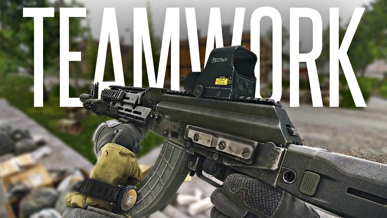 Escape from Tarkov Teamwork