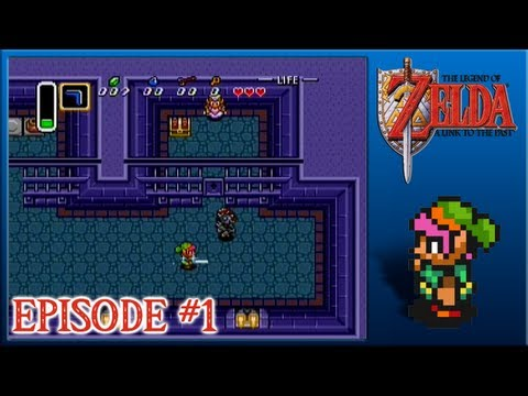 The Legend Of Zelda: A Link To The Past - Call To Arms, The Rescue Of Princess Zelda - Episode 1