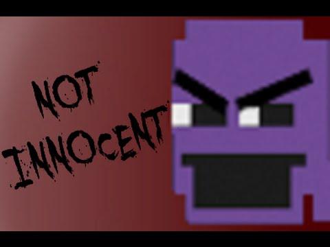 Purple Guy is NOT Innocent!! FNaFTD #3
