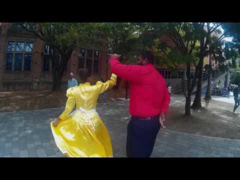 Baile típico de San Andrés y providencia  Schottische dance