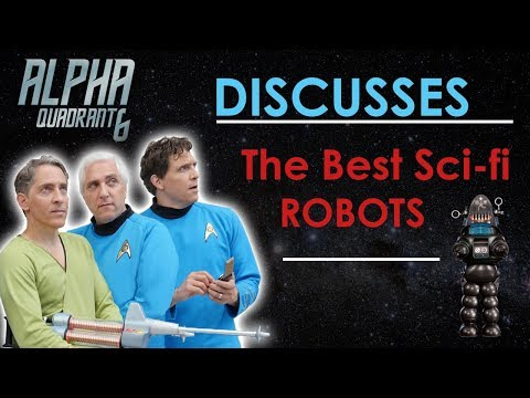 Review Of The Best Robots In Science Fiction