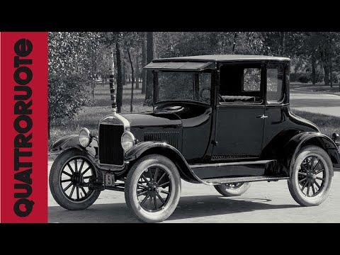 Ford Model T (1922) Classic Test Drive