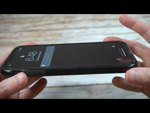 tech21 Evo Check Smokey Black Case For iPhone Xs Max Review