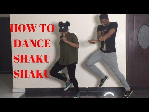 THE EASIEST SHAKUSHAKU DANCE TUTORIAL | LEARNING HOW TO DANCE SHAKU SHAKU