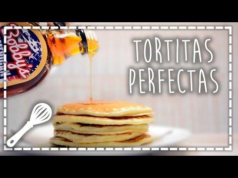 Las Tortitas Perfectas - Receta fácil