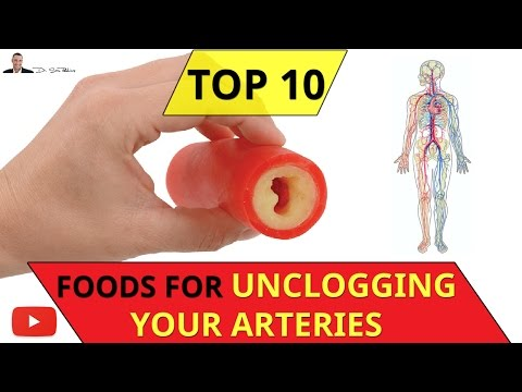😍 ○ Top 10 Foods That Unclog Your Arteries Naturally