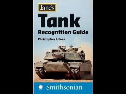 Book Review - Jane's Tank Recognition Guide