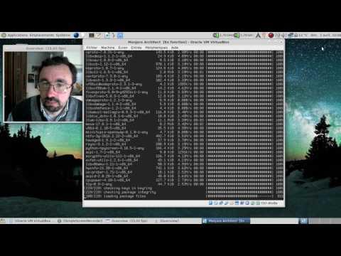 Petite expérience : comparons Manjaro Architect 0.8.x et la Manjaro Net-Install 16.08
