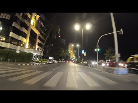 South Mumbai Night Tour In 4K