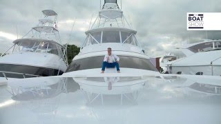 [ENG] HATTERAS GT 70 - 4K resolution - The Boat Show