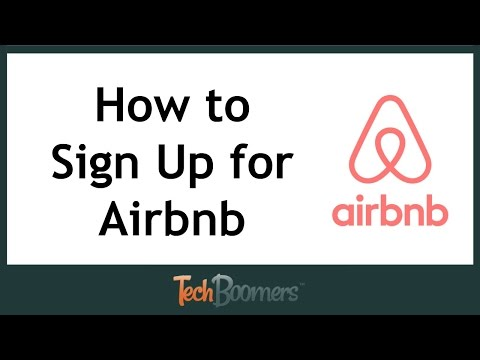 How to Sign Up for Airbnb