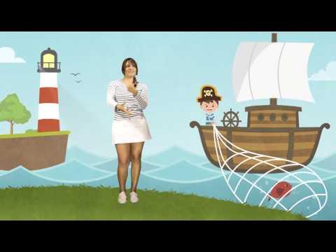 Youtube | Issa la vela - Canzoni per bambini con Tata Clio