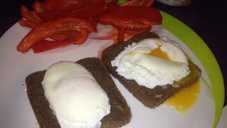 Как приготовить яйца-пашот. #яйцо-пашот в мультиварке(Элементарная и необычная подача привычных яиц на завтрак., 2014-11-11T06:51:38.000Z)