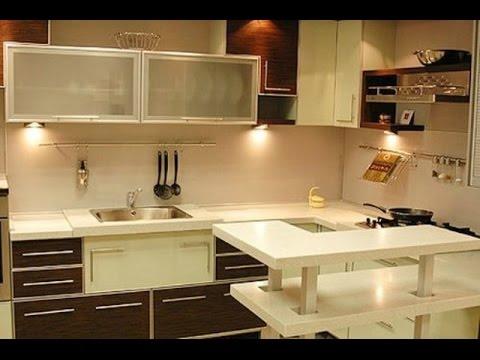 Дизайн кухни в стиле хай тек.  Интерьер_комнаты.