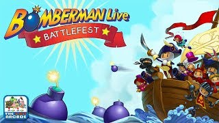 Bomberman Live Battlefest - Spider-Man in my Bomberman Games (Xbox One/360 Gameplay)