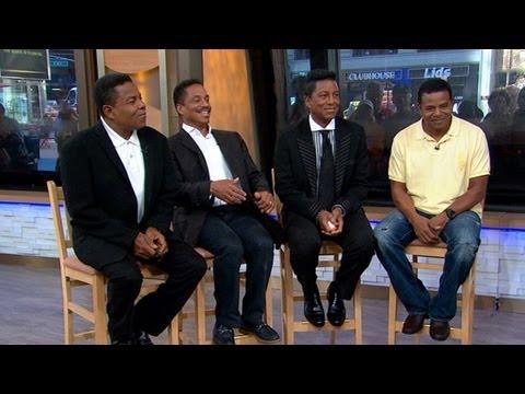 The Jackson Five Return for the Unity 2012 Reunion Tour