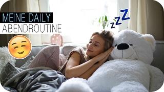 DAILY ABENDROUTINE - Das mache ich JEDEN Abend ♡ | AnaJohnson