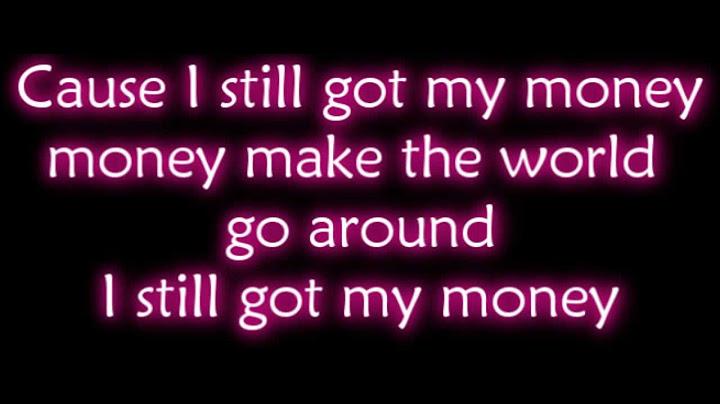 rihanna  pour it up lyrics