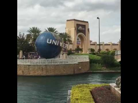 LIVE: From the Globe at Universal Orlando