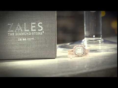 Zales – Diamond Ring