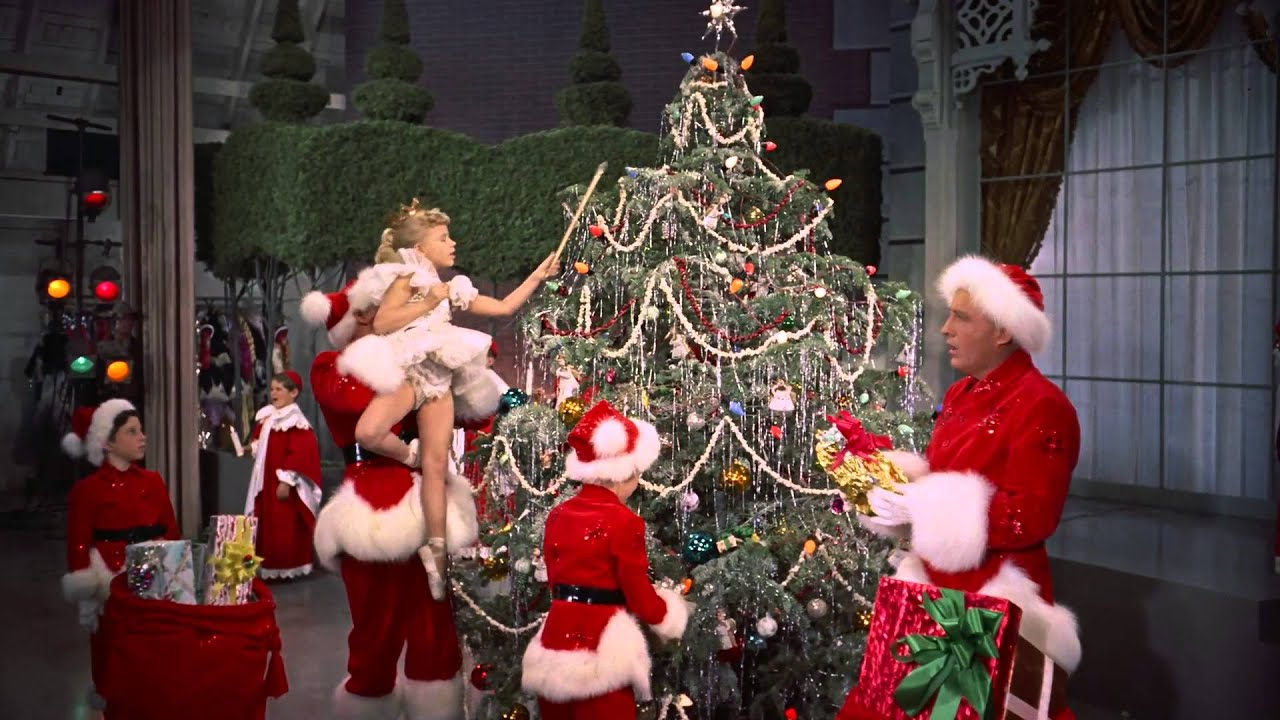 White Christmas movie clip - YouTube