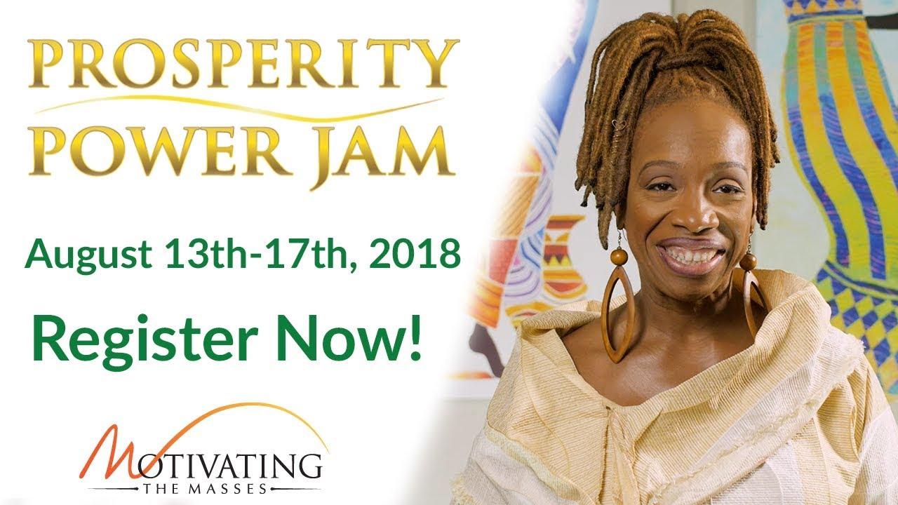 Register For Prosperity Power Jam!