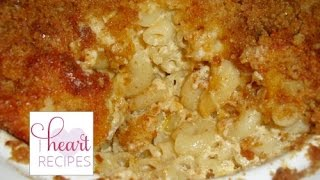Homestyle Macaroni And Cheese - I Heart Recipes