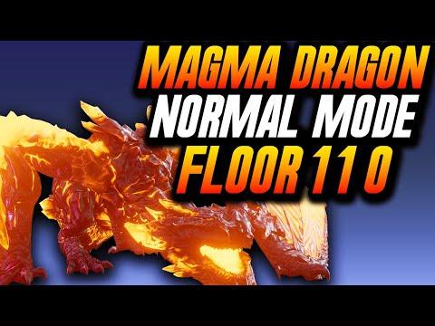 [Actually Easy?] Magma Dragon Normal Mode Doom Tower Floor 100 // Raid Shadow Legends