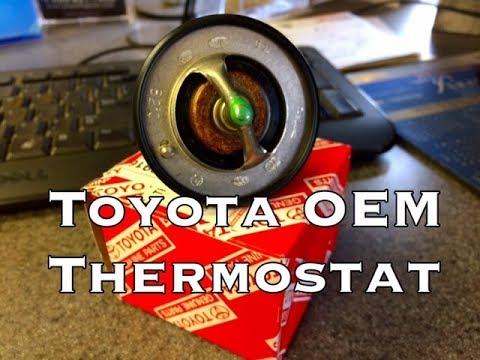 Toyota Oem Thermostat Kuzeh Thermostat Kuzeh Coating