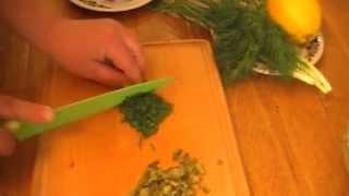 Соус тартар. | Tartar sauce.