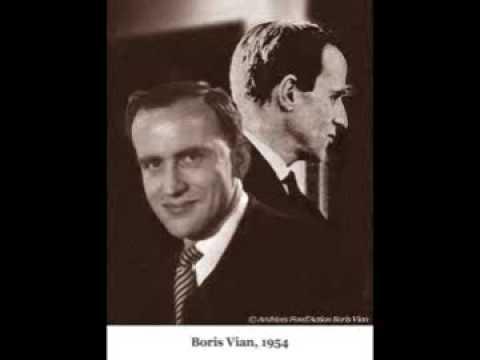 Boris Vian- Le déserteur