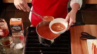 H-e-b Seafood Tutorial: How To Make Crab Bisque